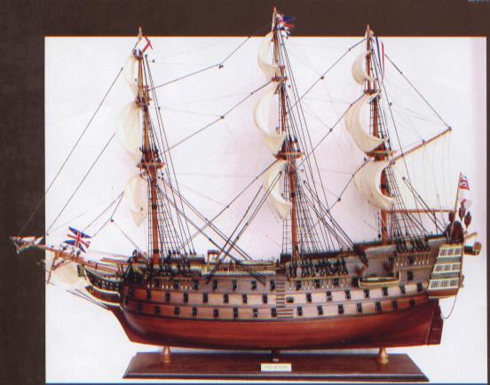 HMS VICTORY [ビクトリー] 帆船模型
